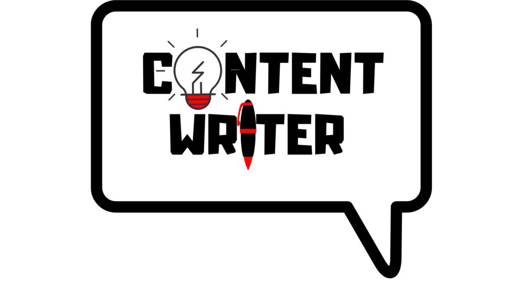 Content Writer, Copywriter
